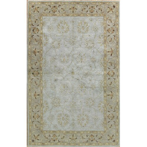 Wilshire Moghul Light Blue Rug