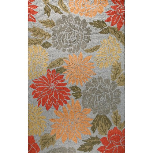 Valencia Orchard Light Blue Rug
