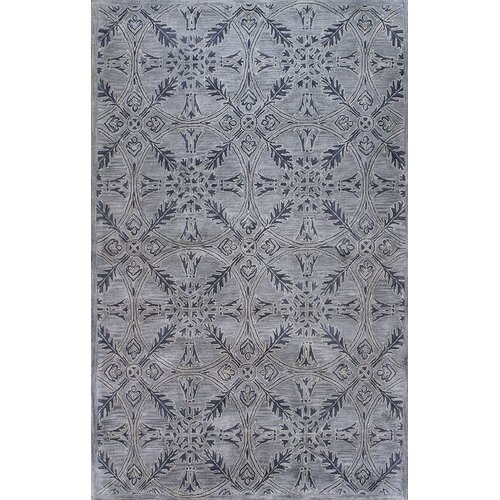 Rajput Light Blue Rug