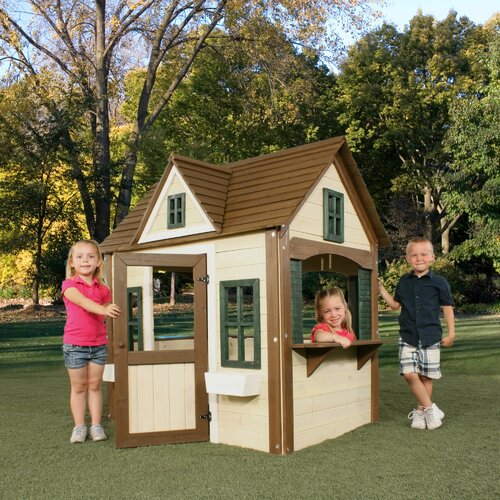 Swing-n-Slide Classic Playhouse