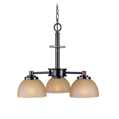 Woodbridge Lighting Ajo 3 Light Chandelier