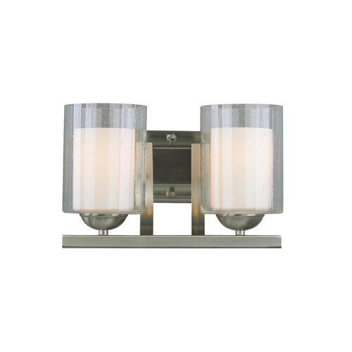 Woodbridge Lighting Cosmo 2 Light Bath Vanity Light