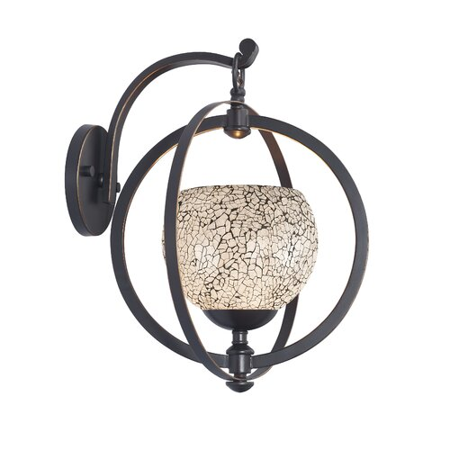 Woodbridge Lighting Cirque 1 Light Wall Sconce