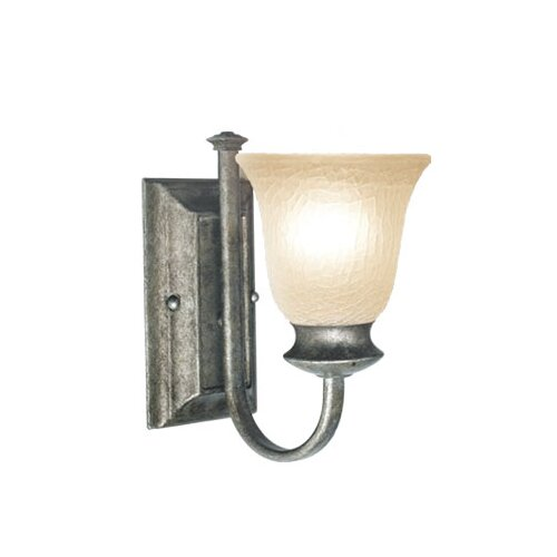 Woodbridge Lighting Dresden 1 Light Wall Sconce