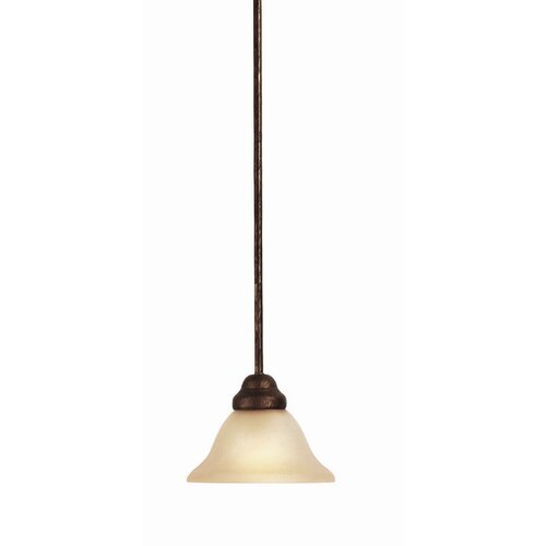 Anson 1 Light Mini Pendant