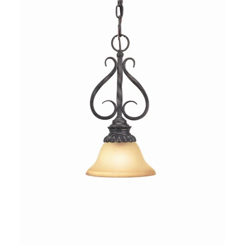 Rosedale 1 Light Mini Pendant