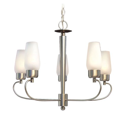 Woodbridge Lighting Soho 5 Light Chandelier