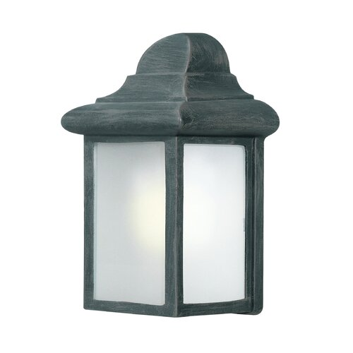 Woodbridge Lighting Energy Saving 1 Light Outdoor Wall Light