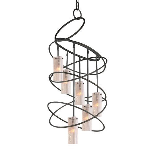 Woodbridge Lighting Loop 6 Light Chandelier
