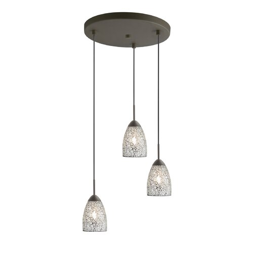 Venezia 3 Light Pendant