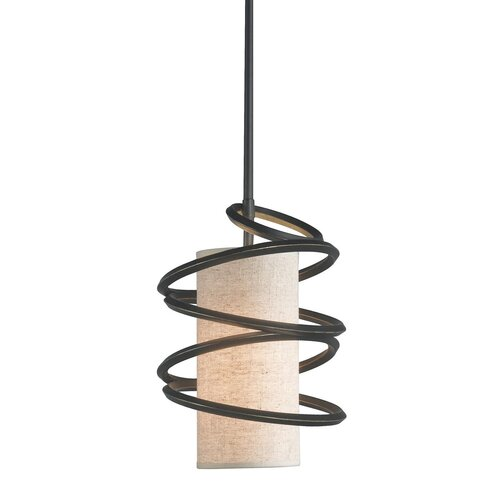Woodbridge Lighting Loop 1 Light Mini Pendant