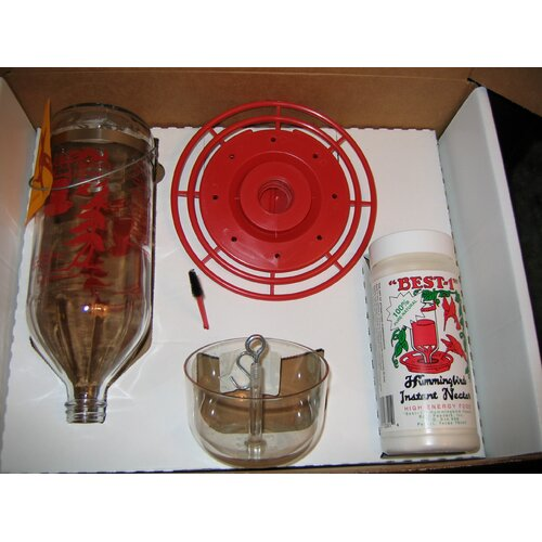 Hummingbird Feeder Kit