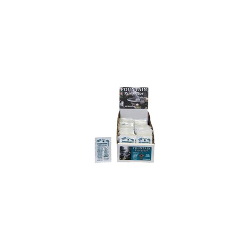 Care Free Enzymes Fountain Protector Sample