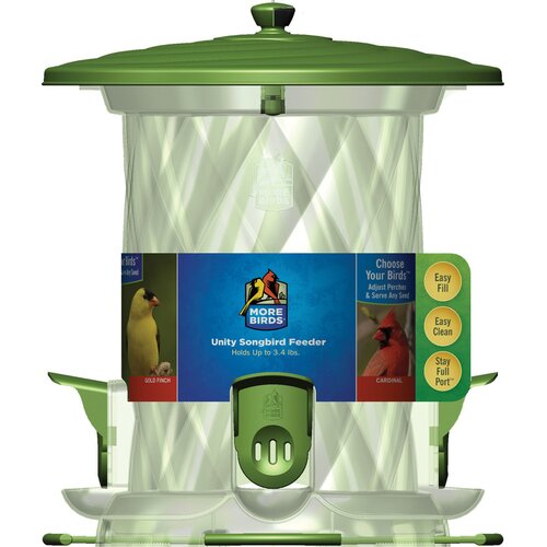 Classic Brands LLC Unity Seed Nyjer/Thistle Bird Feeder