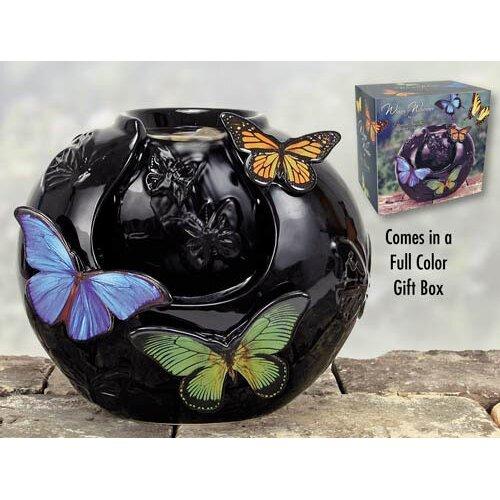 Porcelain Butterfly Fountain