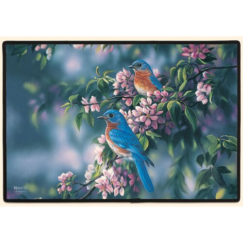 Fiddler's Elbow Birds Doormat