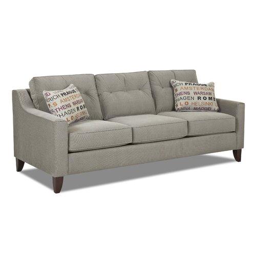Klaussner Furniture Audrina Sofa Reviews Wayfair