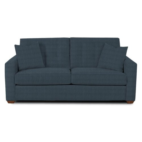 Klaussner Furniture Lido Queen Dreamquest Sleeper Sofa