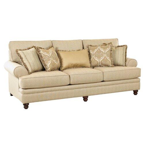 Flexsteel Everly Sofa: Klaussner Furniture Darcy Sofa & Reviews