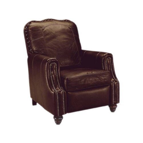Klaussner Furniture Gabby Leather Recliner