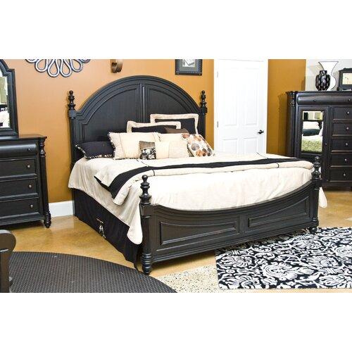 Klaussner Furniture Westport Complete Four Poster Bed