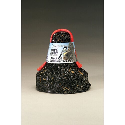 Pine Tree Farms Black Oil Sunflower Seed Bell Bird Food