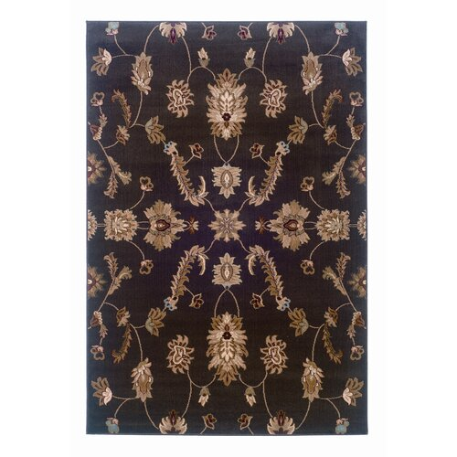 LR Resources Adana Brown Rug