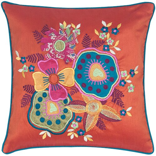 Estela Nectarine Decorative Pillow
