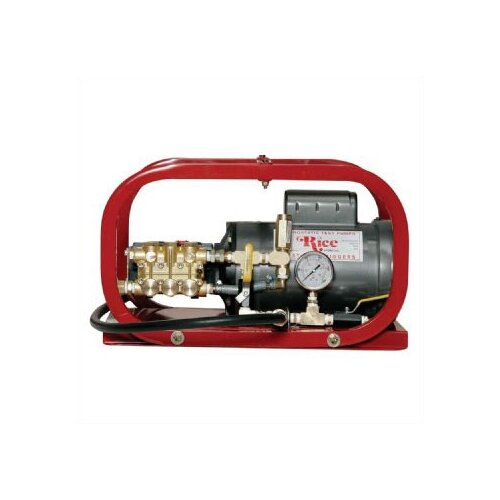 Rice Hydro 500 PSI Hydrostatic Test Pump with Three Phase