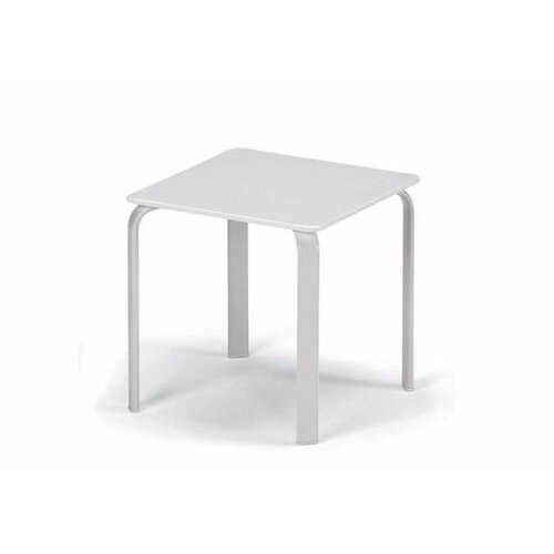 18'' Square Marine Grade Polymer End Table