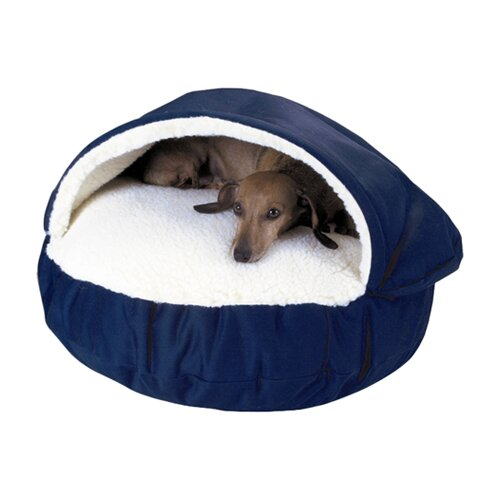 Snoozer Pet Products Cozy Cave Hooded Dog Bed