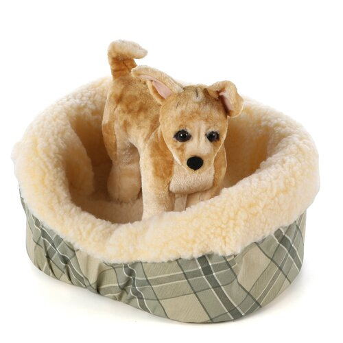 Sherpa Nest Dog Bed