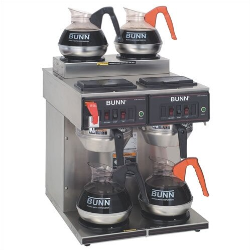 Bunn CWTF 2/2 Twin Automatic Coffee Maker