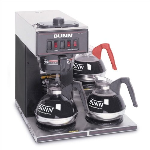 Bunn VP17-3 Pourover Coffee Maker