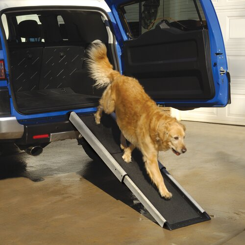 "Mr. Herzher's Smart 70"" Pet Ramp"
