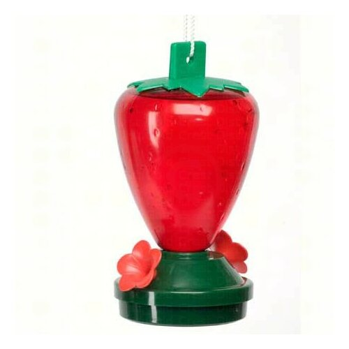 Artline Strawberry Decorative Bird Feeder