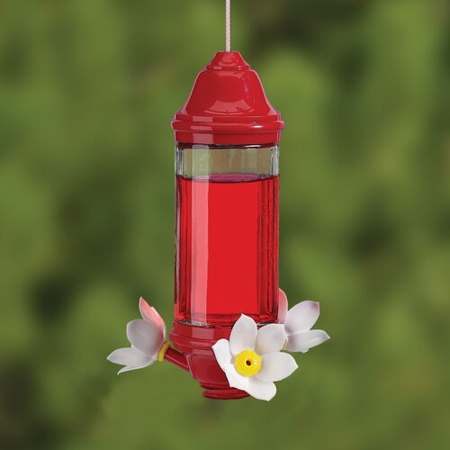 Artline Crystal Lantern Hummingbird Feeder
