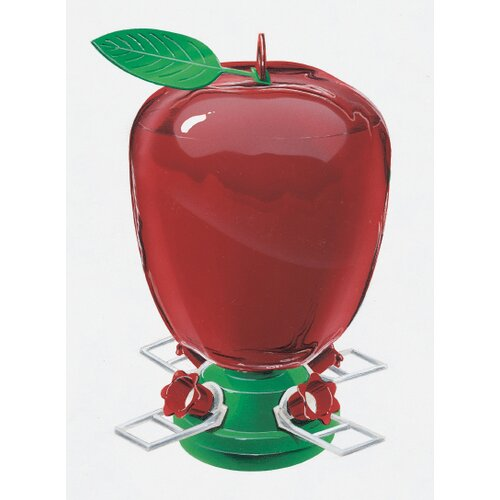 Artline Apple Decorative Bird Feeder