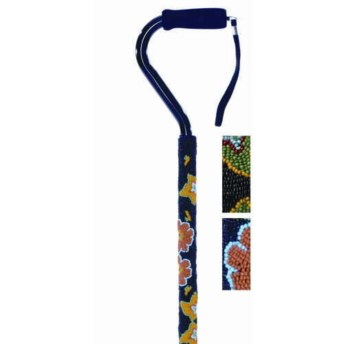 Cane Expressions Beaded Removable Cane Cover