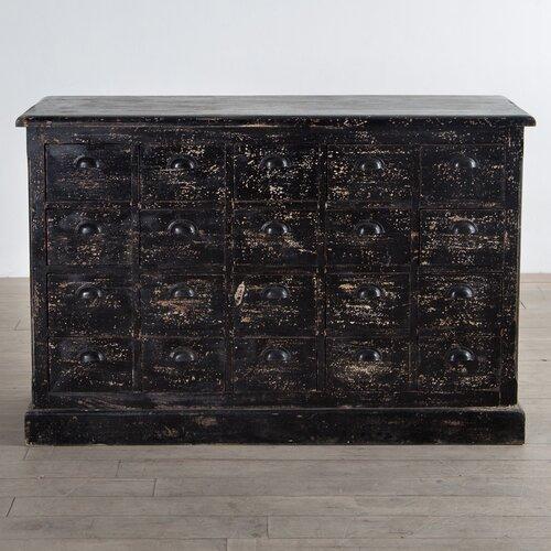 Valsetz 20 Drawer Dresser