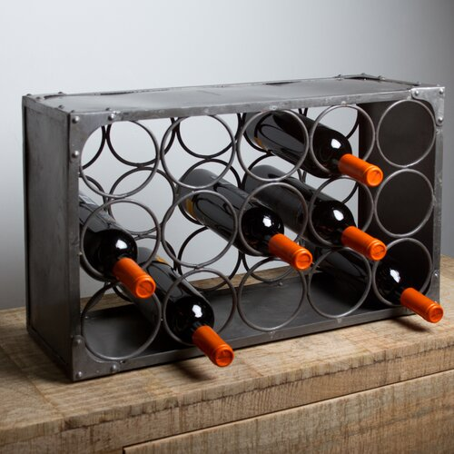 Wildon Home ® 15 Bottle Tabletop Wine Rack