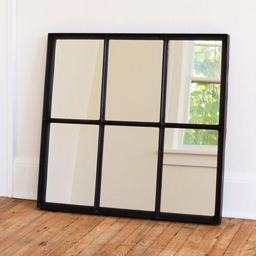 Wildon Home ® Iron Window Room Divider
