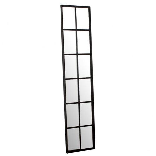 Iron Window Mirror