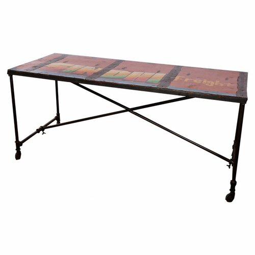 Wildon Home ® Freight Truck Dining Table