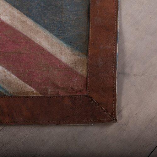 Wildon Home ® Union Jack Flag Rug