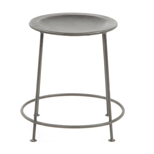 Iron Accent Stool