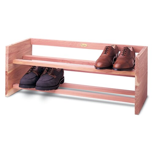 Woodlore Large Shoe Rack