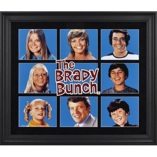 The Brady Bunch Limited Edition Framed Memorabilia
