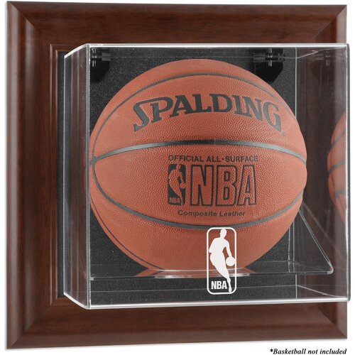 Mounted Memories NBA Wall Mounted Basketball Display Case