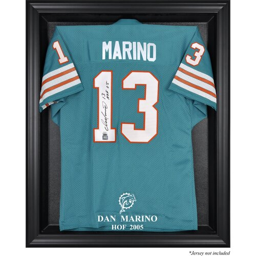 Mounted Memories NFL Hall of Fame Jersey Display Case